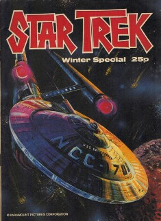 Star Trek Winter Special, 1975