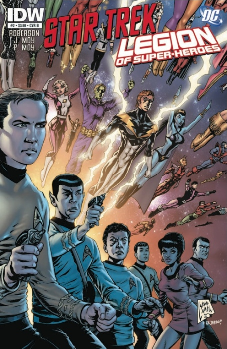star trek  legion of super