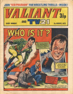 Valiant and TV21, 5 Aug 1972