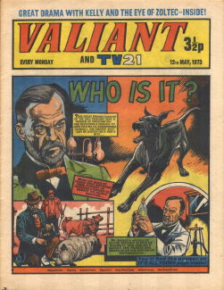 Valiant and TV21, 12 May 1973