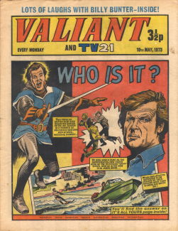Valiant and TV21, 19 May 1973