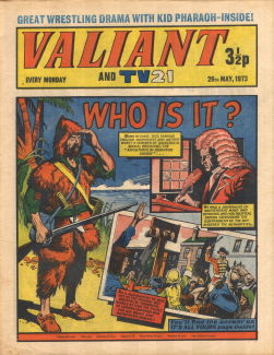 Valiant and TV21, 26 May 1973