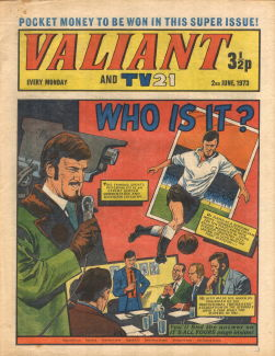 Valiant and TV21, 2 Jun 1973