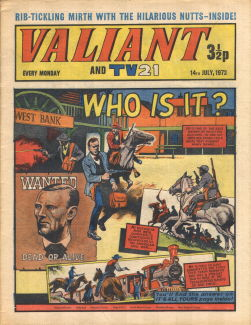 Valiant and TV21, 14 Jul 1973