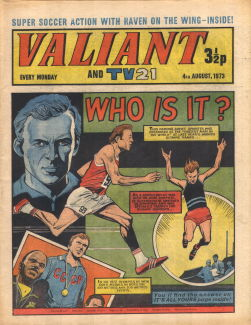 Valiant and TV21, 4 Aug 1973