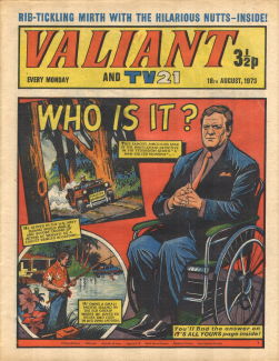 Valiant and TV21, 18 Aug 1973