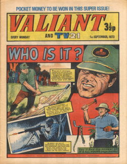 Valiant and TV21, 1 Sep 1973