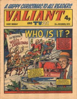 Valiant and TV21, 29 Dec 1973